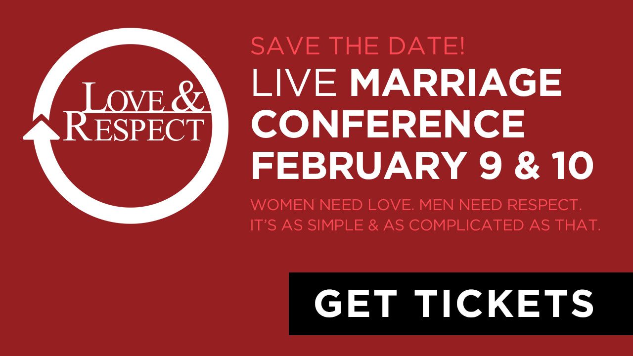 Love & Respect Marriage Conference – CrossCity Christian ...